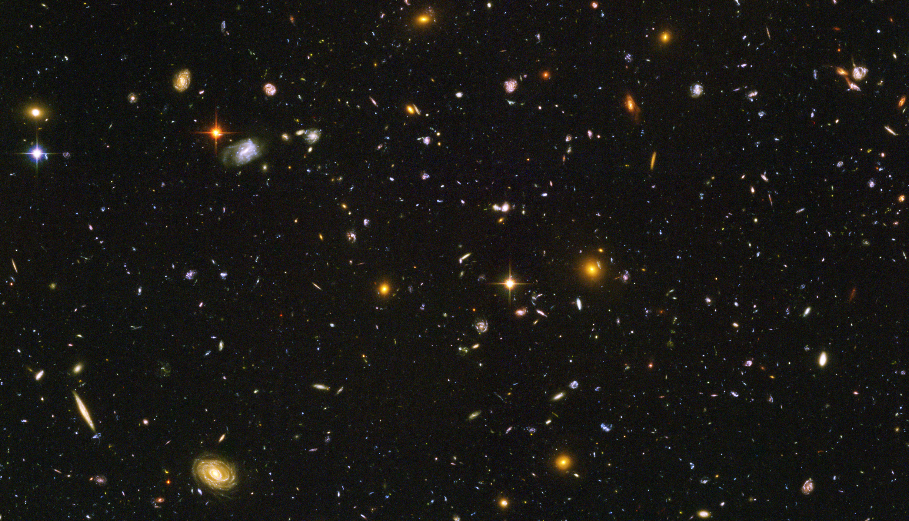 hubble ultra deep field 2017 - photo #7
